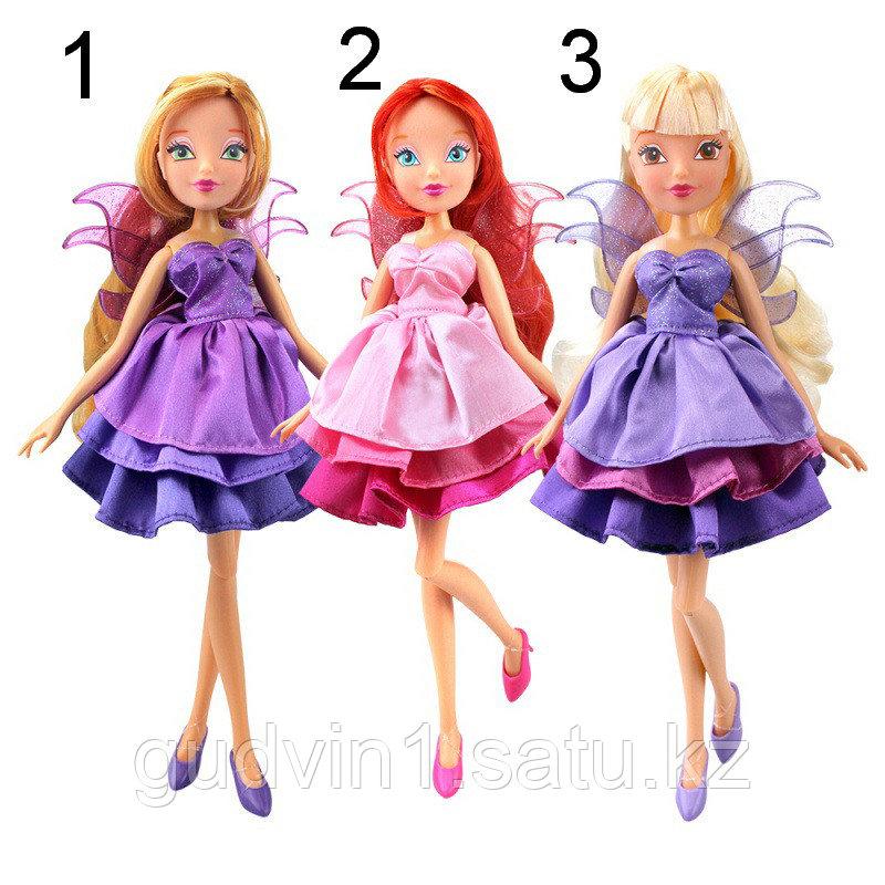 "Кукла ""Винкс клуб"" - Волшебное платье, 22.5 см IW01401600"