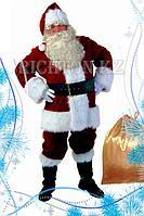 Санта Клаус Дед Мороз красный. Подбоченился