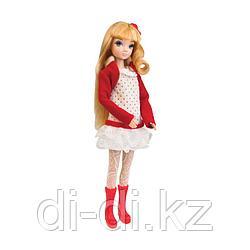 Кукла блондинка Sonya Rose серии Daily collection в красном болеро (27 см)