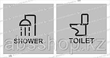 Туалет душ