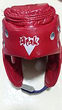 Шлем таэквондо Atak красный