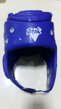 Шлем таэквондо Atak синий