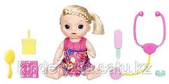 Кукла интерактивная Hasbro Baby Alive Малышка у врача