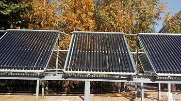 Ремонт солнечной водонагревательной системы в г. Шымкент 1