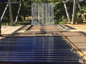 Ремонт солнечной водонагревательной системы в г. Шымкент 7