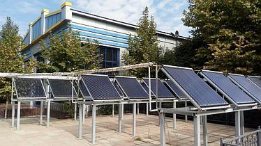 Ремонт солнечной водонагревательной системы в г. Шымкент 12