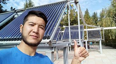Ремонт солнечной водонагревательной системы в г. Шымкент 13