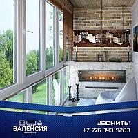 Ремонт балконов в Астане