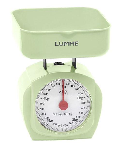 Весы кухонные LUMME LU-1302 механические