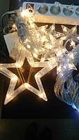 Новогодние гирлянды световые по индивидуальным эскизам, фото 1