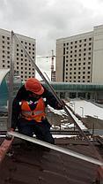 Коттеджный городок Назарбаев Университета 67 коттеджей, установлено 201 коллектор 5