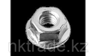 Гайки шестигранные DIN 6923 с фланцем