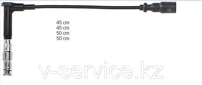 Провода высокого напряжения M111(ZEF 642)(BBT ZK435)(HUCO 134775)