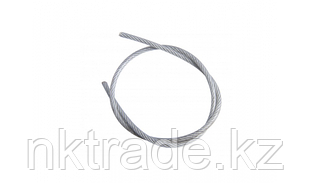 Трос металлополимерный DIN 3055