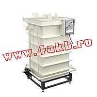 УДЭ-02К Установка для приготовления и дозирования кислотного электролита