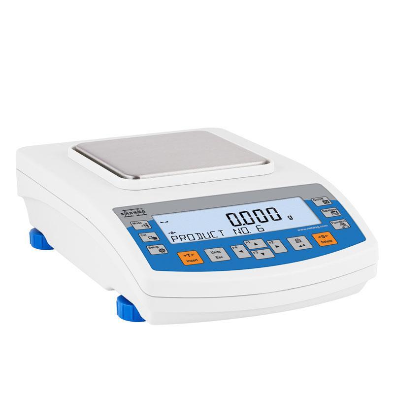 Лабораторные прецизионные весы PS 510.R2/CT