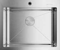 Кухонная мойка стальная OMOIKIRI Akisame 59-IN    (4973055), фото 1