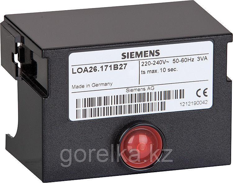 Автомат горения SIEMENS LOA 26.171B27