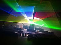 Лазерное шоу. RGB Laser 15W.