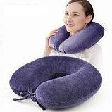 Подушка-подголовник массажная Neck Massage Cushion, фото 4