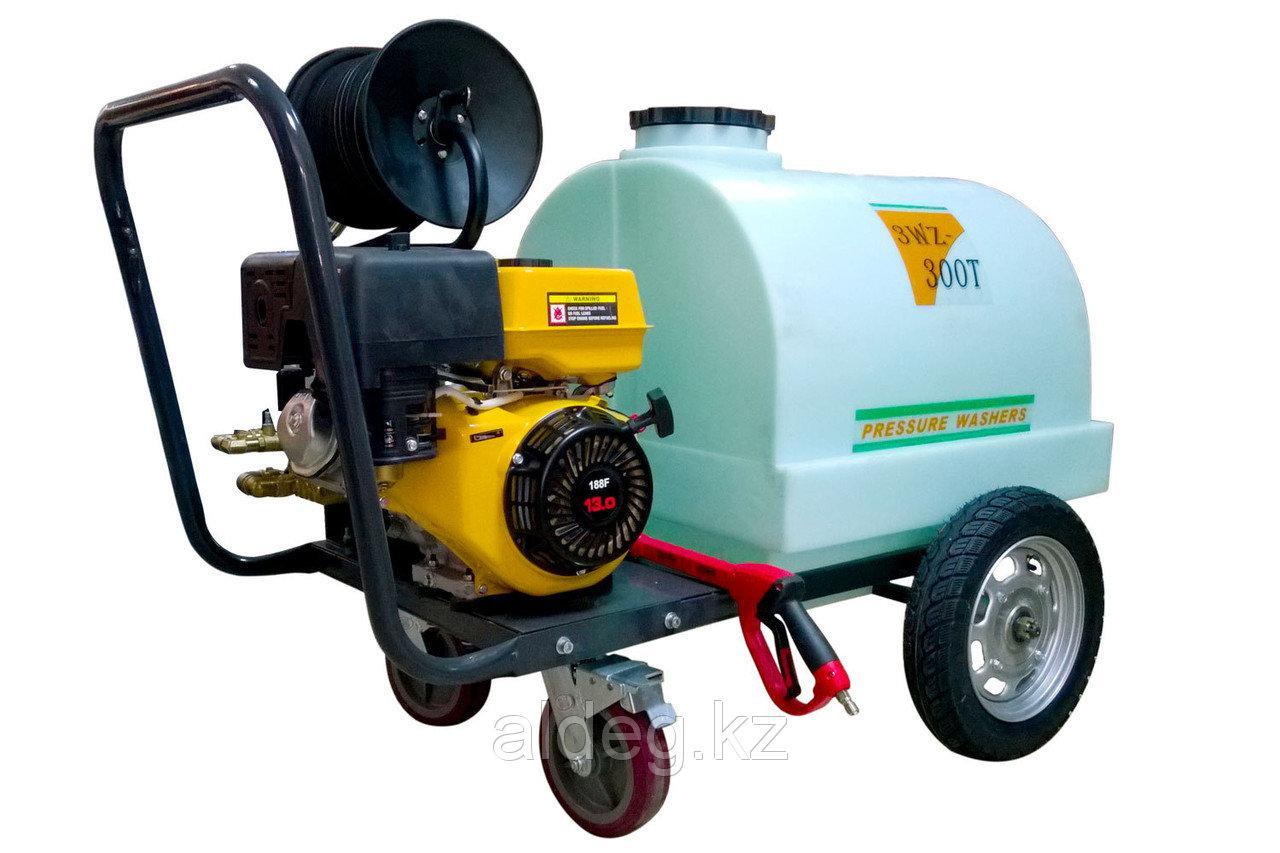 Бензиновая мойка высокого давления Lutian 3WZ-300Т