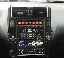 Магнитолы Tesla Style Toyota Prado 150,155