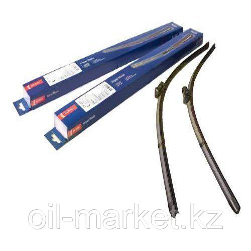Комплект бескаркасных щёток стеклоочистителя DENSO 600/550 мм Scoda Superb >08, Volvo S60 >00, S80 98-06, V70