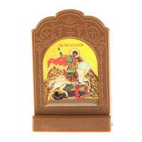 Икона на подставке 'Великомученик Георгий Победоносец'
