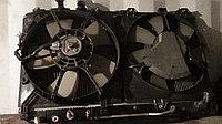 Вентилятор радиатора правый Toyota RAV4 (ACA21)