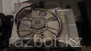 Вентилятор радиатора Toyota Vitz