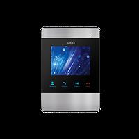 Монитор домофона цветной SLINEX SM-04М, серебро