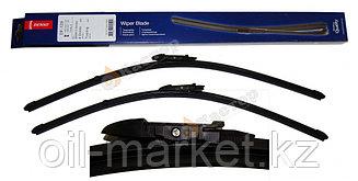 Комплект бескаркасных щёток стеклоочистителя DENSO 600/580 мм BMW 5 E60/E61 >03