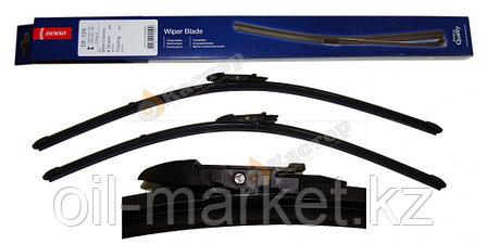 Комплект бескаркасных щёток стеклоочистителя DENSO 600/580 мм BMW 5 E60/E61 >03, фото 2