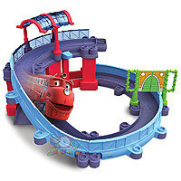 Детские железные дороги и автотреки