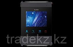 Монитор домофона цветной SLINEX SM-04М, черный