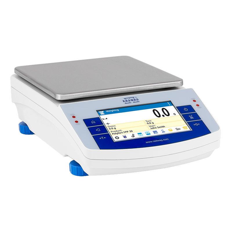Лабораторные прецизионные весы WLC 21.X2