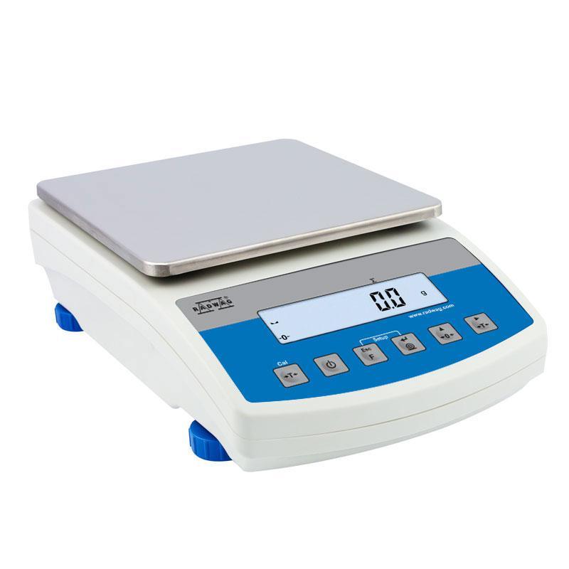 Лабораторные прецизионные весы WLC 6/A2