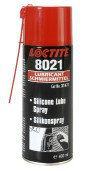 Loctite 8021 Силиконовый спрей для резины и пластмасс 400 ml.