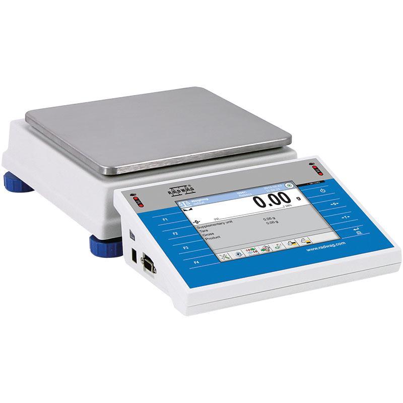 Лабораторные прецизионные весы WLY 6/D2