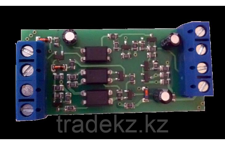 Адаптер для подключения 4-проводных домофонов к многоквартирным 2-х проводным домофонам VZ-10