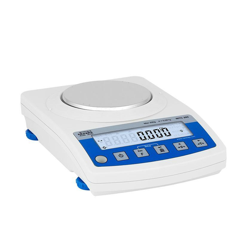 Лабораторные прецизионные весы  WTC 200