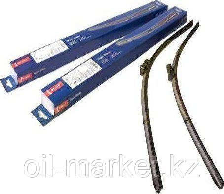 Комплект бескаркасных щёток стеклоочистителя DENSO 550/550 мм MB W203/S203 >01, CLC 160-350 >08, CLK C209 >02