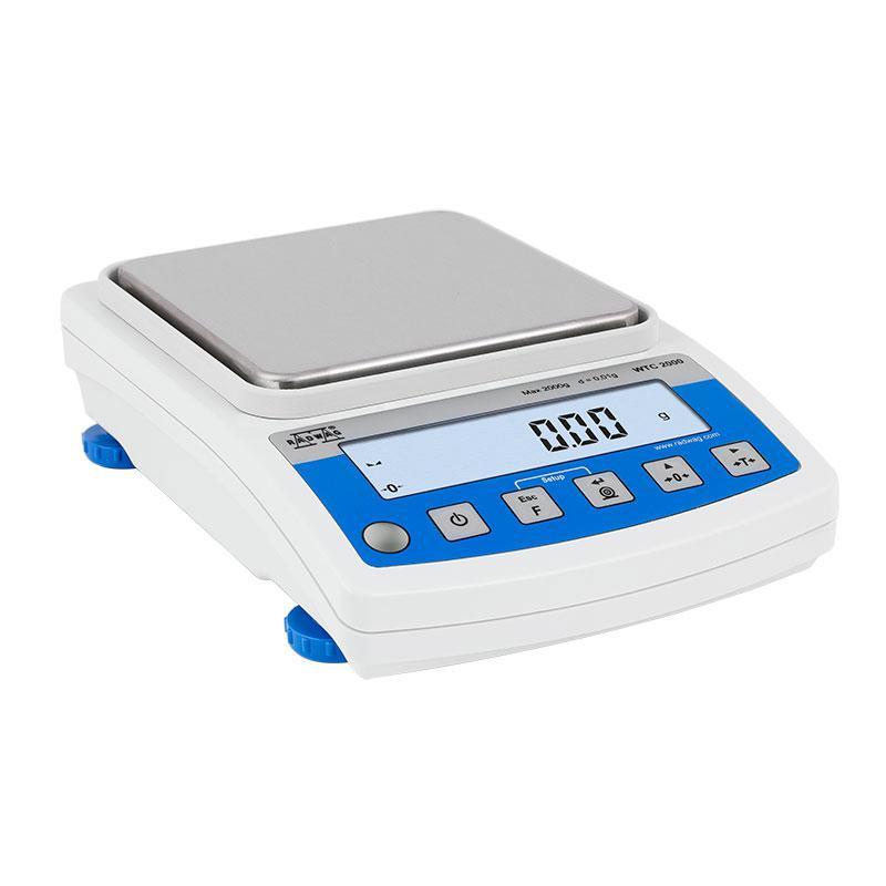 Лабораторные прецизионные весы  WTC 600