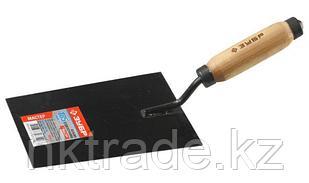 Кельма с деревянной ручкой, серия «МАСТЕР»