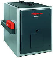 Vitoplex 100 ( тип PV1), двухходовой низкотемпературный стальной котел