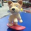 Собака на скейте, сувенир