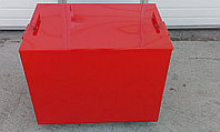 Ящик для песка цельнометаллический