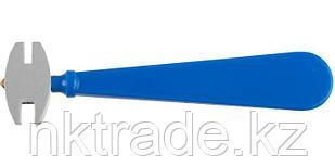 Алмазный стеклорез с пластмассовой ручкой
