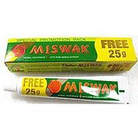 Зубная паста Miswak DABUR Мисвак 50 + 25 г