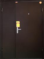 Дверь входная металлическая VALBERG BMD1 Квартет мет/мет (ППУ)-2050/1250/50 L/R